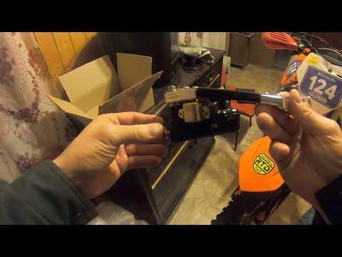 Установка машинки сцепления легкого выжима Clake One Clutch и ее тестирование