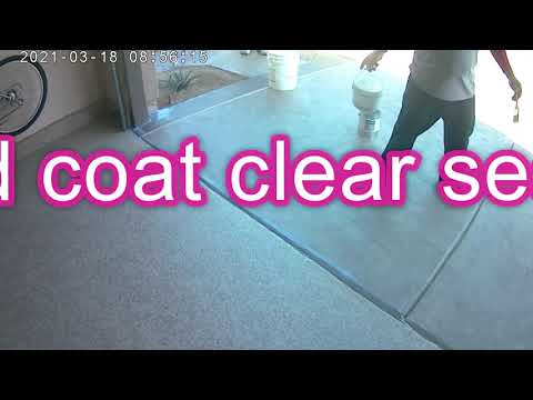 "hqdefault - Concrete Resurfacing new and improved concrete overlays ""NEW GENERATION"""" - Concrete Floor Pros"