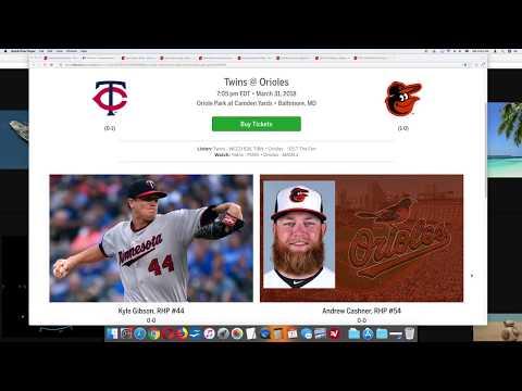 top-mlb-pick-baltimore-orioles-vs-minnesota-3/31/18-saturday-baseball