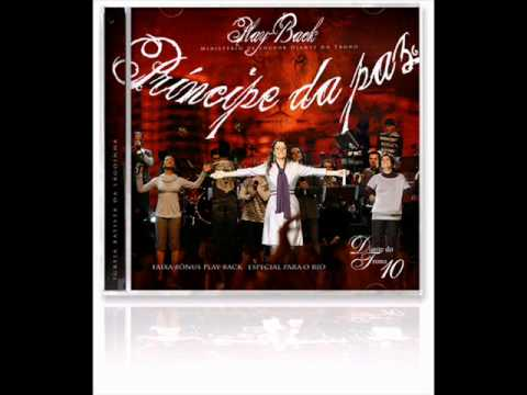 cd diante do trono principe da paz playback
