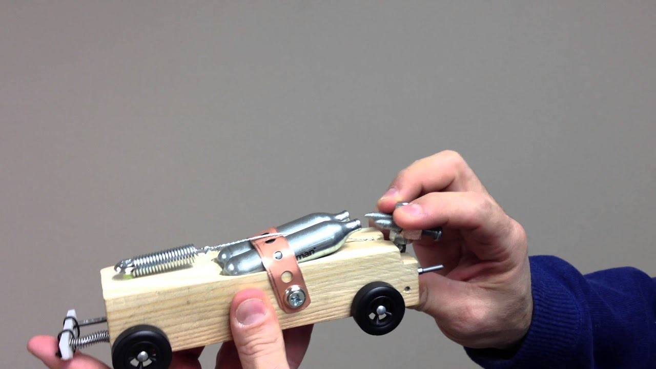 co2 pinewood derby prototype youtube - Pinewood Derby Car Design Ideas
