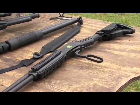 Mossberg's Zombie Guns