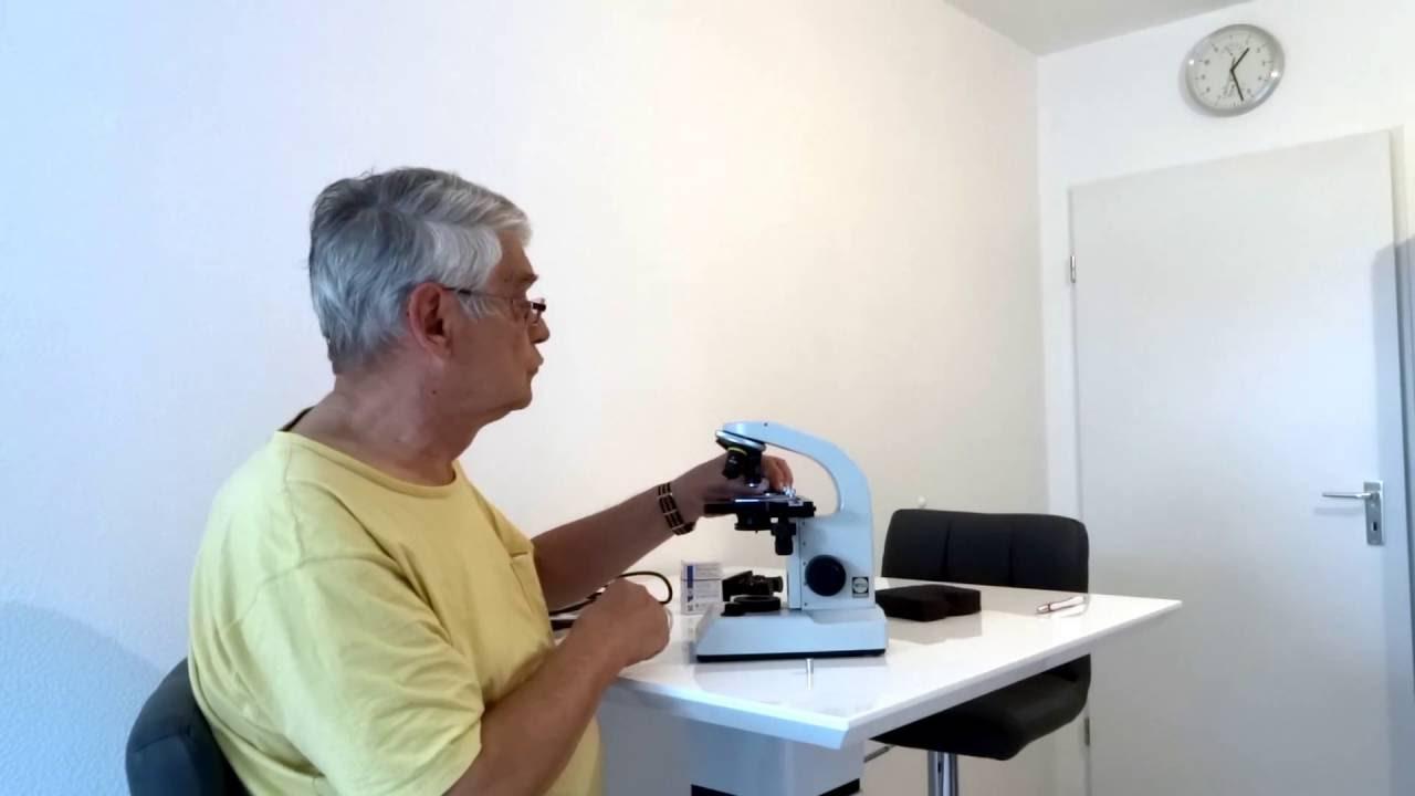 Binokular mikroskop will wilomed youtube