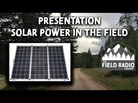 Getting Started Using Portable Solar Panel To Power Your Life!