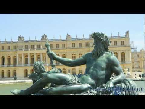 Le château de Versailles (Guide Touristique de France | France Travel Guide | Notrebellefrance.com)