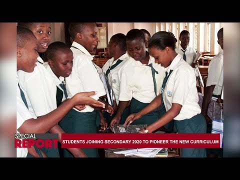 New curriculum for secondary students starts