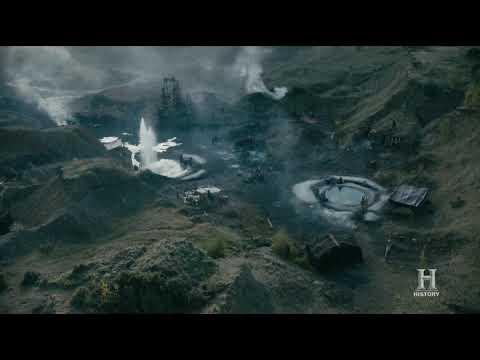 Vikings S05E09 - Bul refuses to help build the temple