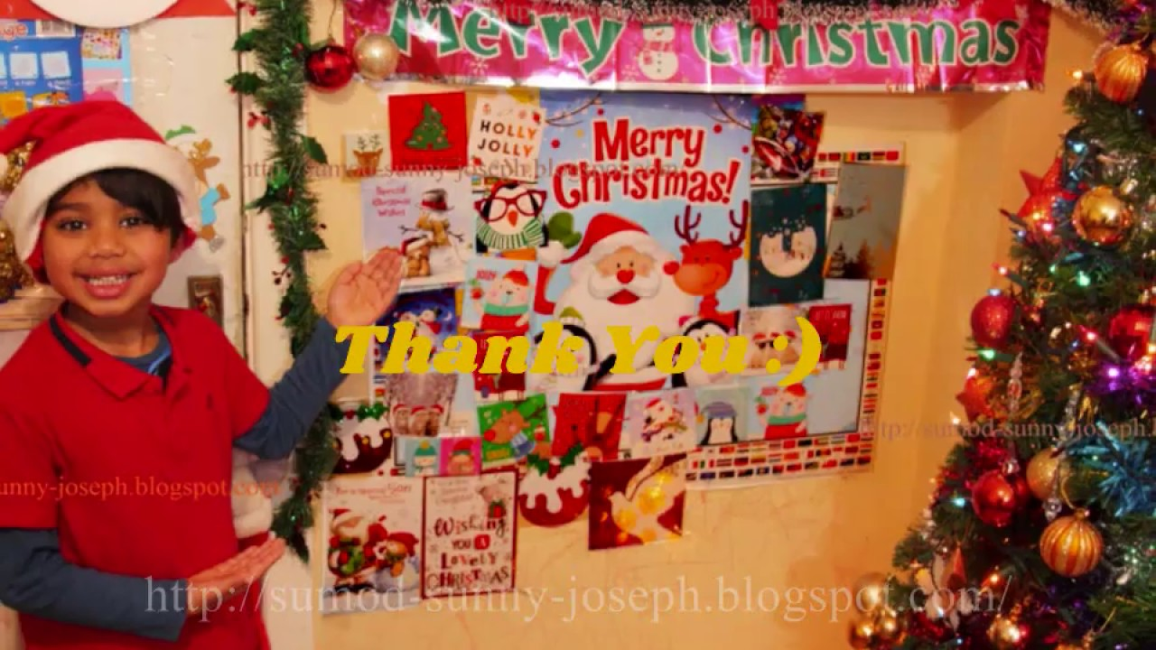 Up On The Housetop Super Simple Songs Version Christmas Song With Lyrics Youtube