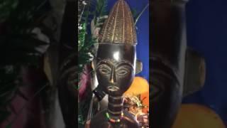 Anne Mpay (2017) : L' Art ancestral ( l'âme) de l' Afrique