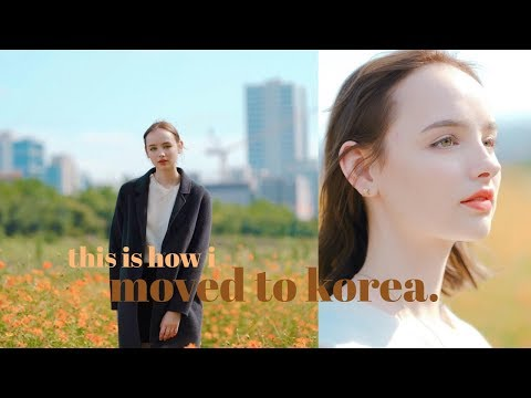 THIS IS HOW I MOVED TO KOREA 🌼 [Costs, Visa, Jobs and more] | Sissel AB Mp3