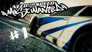 Need for Speed: Most Wanted en español parte 1. Loquendo