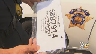 North Texas Task Force That Busted Fake Paper License Plates May Be Gone For Good