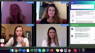 Women in Tech Virtual Networking + Webinar 17 July 2019 v2