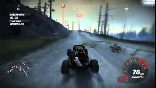 FUEL   PC Gameplay   Checkpoints Run HD 720p