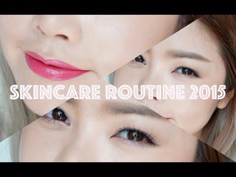 My Skincare Routine 2015 อัพเดตสกินแคร์ที่ใช้กันหน่อยจ้า