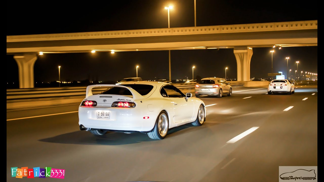 Supra UAE Owners Meeting U0026 Ride Across Dubai