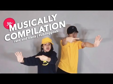 Siblings Musically Compilation | Ranz and Niana (MAY 2017)