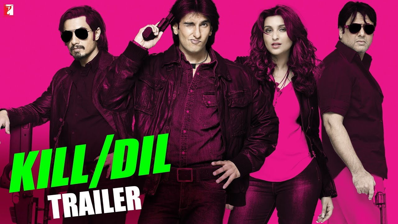 Kill Dil | Official Trailer
