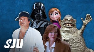 Best & Worst Movie Families   SJU