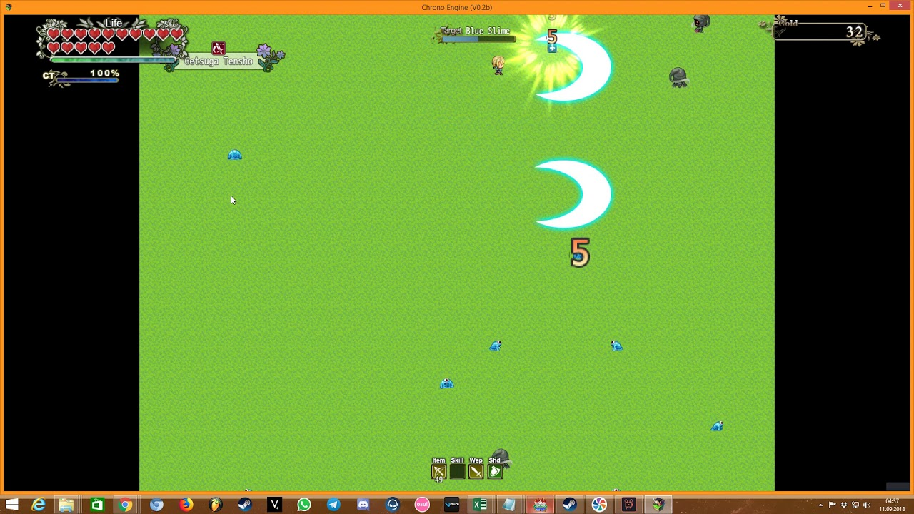 Rpg Maker Mv Chrono Engine
