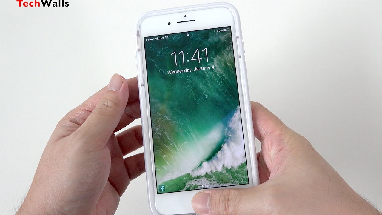 new style d33fa d014e Tech21 Evo Check Case for iPhone 7 Plus (Clear)