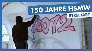 Baixar Streetart | 150 Jahre Hochschule Mittweida | Tricast