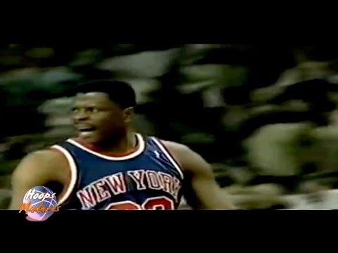 Tony Kukoc 1.8 Game Winning Shot (Patrick Ewing Early Celebration)