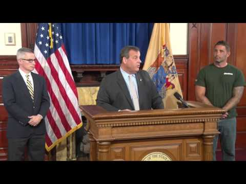 Gov. Christie On Drug Addiction: Miracles Can Happen, If We Choose To Be A Part Of Them