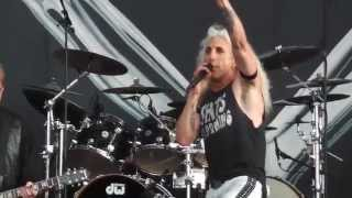 Twisted Sister - Stay Hungry/The Kids are Back/Under the Blade - Donington, June 14, 2014