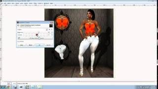 Imvu Tutorial how to make a Ad V2