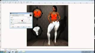 Imvu Tutorial how to make a Ad V2