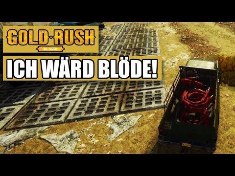 Gold Rush: The Game #09 - Ich wärd blöde! - GoldRush LetsPlay Deutsch