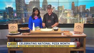 Rollin' Stone Firewood Pizza