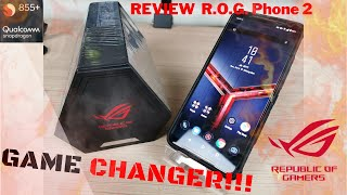 FULL REVIEW ASUS ROG Phone 2 - THE GAMING GOD!!!