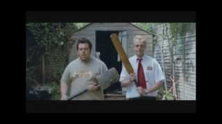 From Dusk Till Dawn/Shaun of the Dead trailer recut