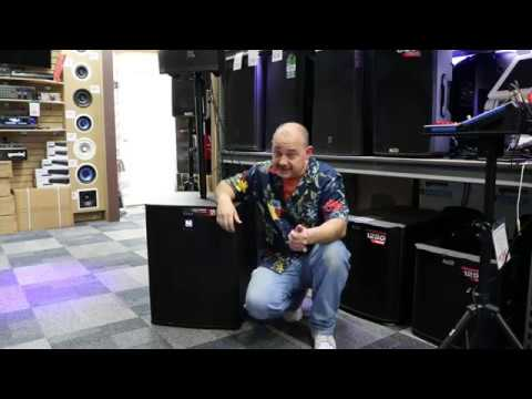 sound test review of the ev electro voice elx118p 18 powered subwoofer zlx12p youtube. Black Bedroom Furniture Sets. Home Design Ideas