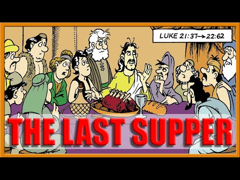 The Last Supper (The Liberator Ch #24)