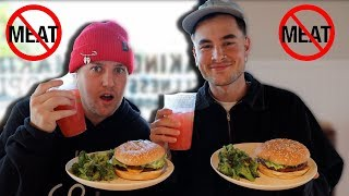Following My Roommates Diet For A Day! W/ Kian Lawley