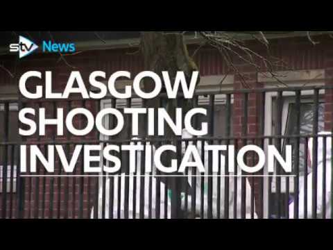 Glasgow shooting investigation