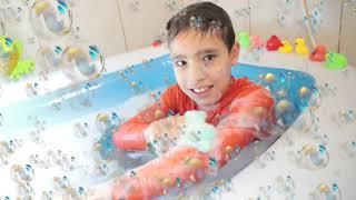 MÚSICA DO BANHO COM JOÃO PEDRO | Bath Song | Kids Songs & Nursery Rhymes