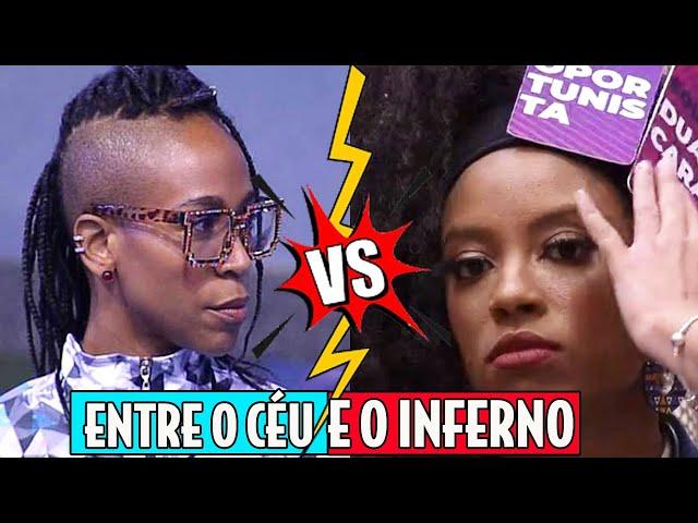 Globo pisa em Lumena e passa pano pra Conká no BBB | Galãs Feios