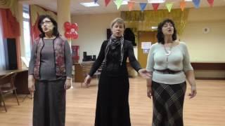 """Трио """"Юла"""" -  Юлия Болотина, Елена Лещенко и Алена Русанова"""