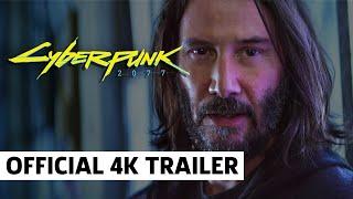Cyberpunk 2077: Keanu Reeves TV Commercial