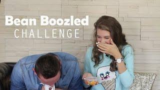Муж в кадре! Bean Boozled Challenge (^▽^)
