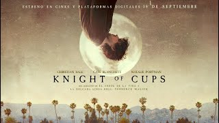 Knight of Cups | Tráiler español VOSE | Avalon