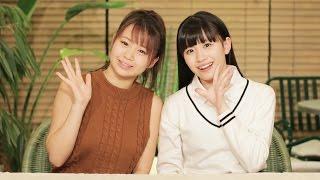 MCは、Juice=Juice高木紗友希と、つばきファクトリー浅倉樹々! 10/28...