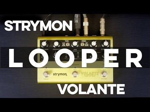Strymon Volante Demo [Part 2] - Looper Mode