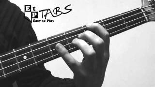 Download Knockin' on Heaven's Door Bass Line (Guns N' Roses Cover) How to Play Lesson for Beginners Mp3 and Videos