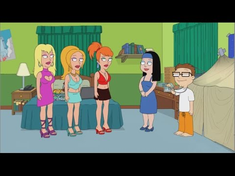 Funny kisses compilation - American dad from YouTube · Duration:  49 seconds