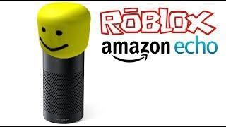 Amazon Echo: Roblox Edition